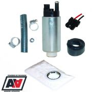 WALBRO UPRATED 255LPH FUEL PUMP KIT FOR MANY FORD MODELS 1989> ITP048 GSS340